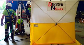 Profesionales Desciegues Navarra